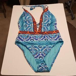 La Blanca NWT one piece size 14 swimsuit.